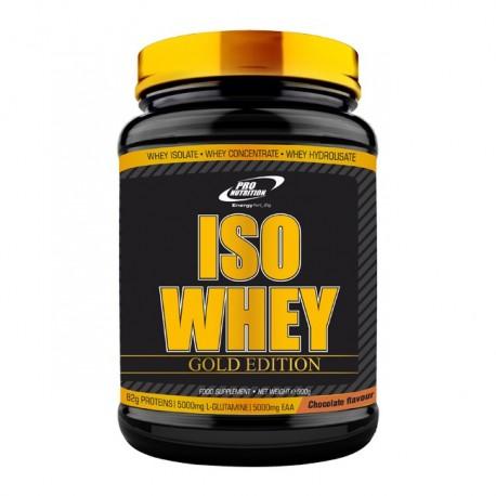 ISO SUERO LÁCTEO- GOLD EDITION