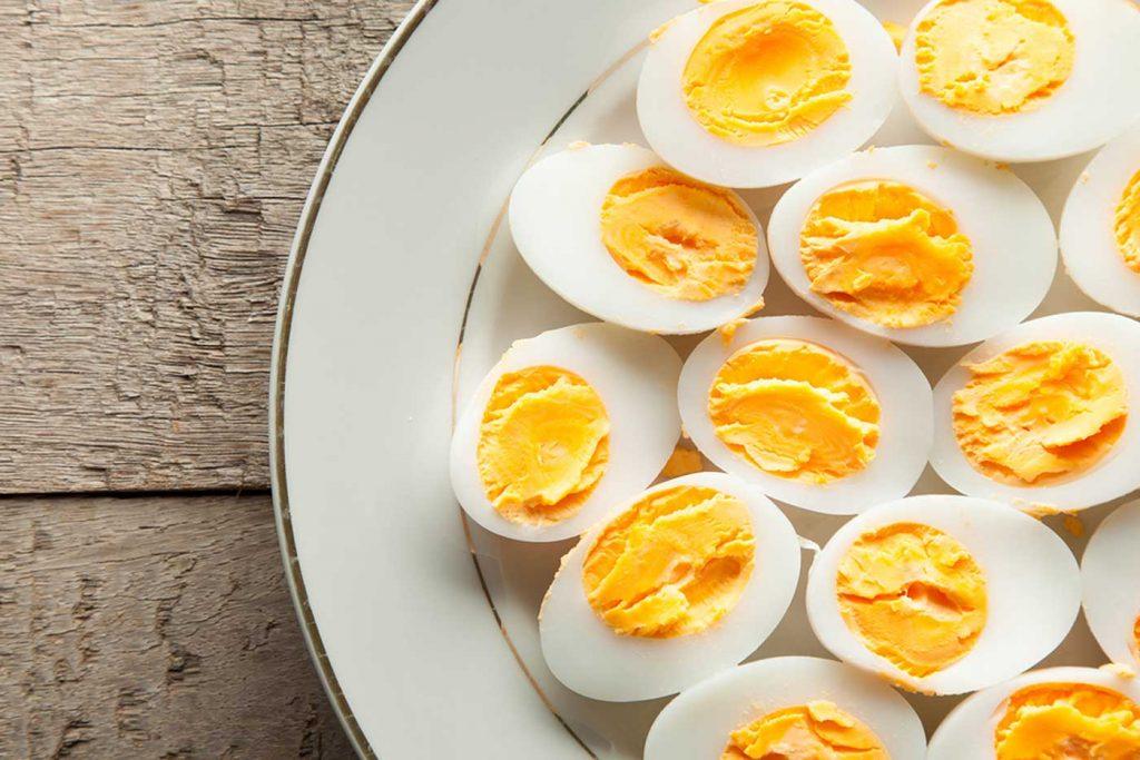 Alimentos muy ricos en proteína